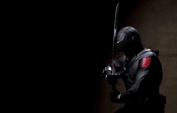 Черный-самурай
