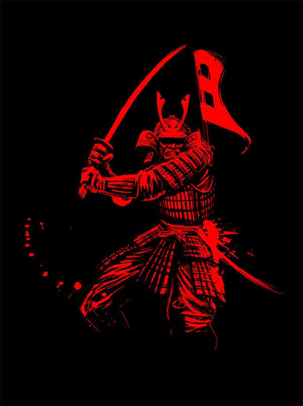 самурай-art-красивые-картинки-арт-850235